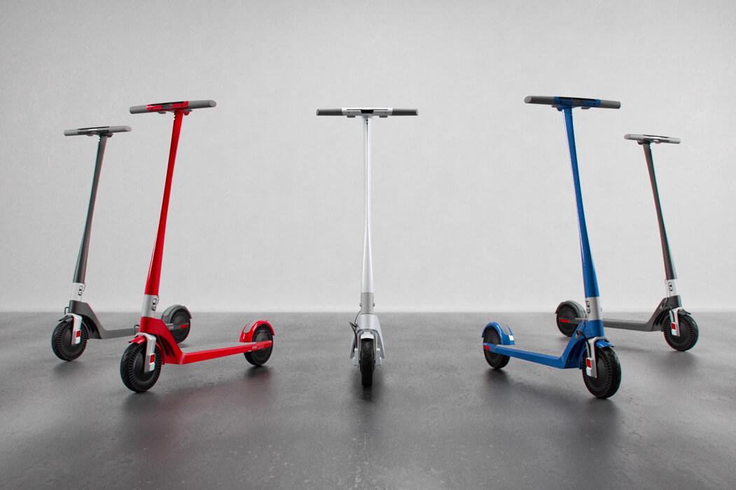 unagi model one scooter