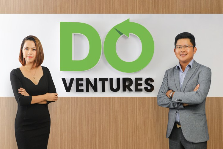 Vy Le and Dzung Nguyen, the founders and general partners of Do Ventures, an investment firm focused on early-stage Vietnamese startups