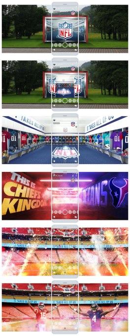 NFL Kickoff Portal Lens