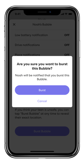 Life360 Meme : life360, Family-tracking, Life360, Launches, 'Bubbles,', Location-sharing, Feature, Inspired, Teens, TikTok, TechCrunch