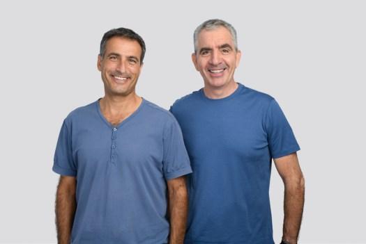CommonGround founders Amir Bassan-Eskenazi and Ran Oz