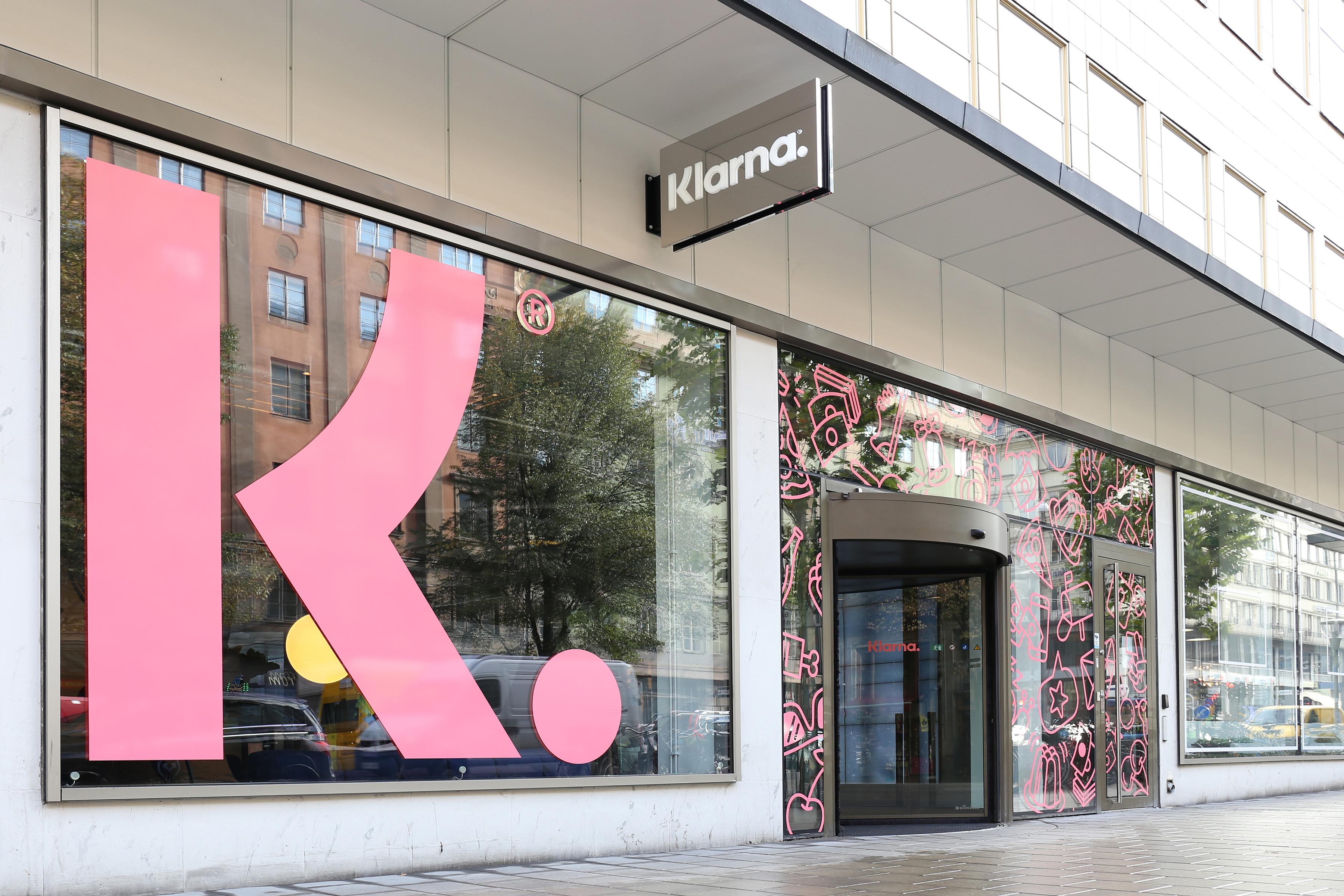 Klarna HQ entrance