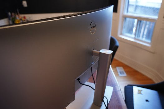 Dell's 40-inch curved monitor is perfect for a home office command center – TechCrunch 2