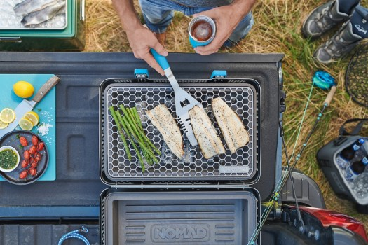 Nomad's charcoal grill suitcase is modern ingenuity combined with classic cooking – TechCrunch 2