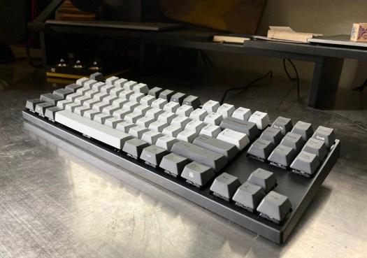 The keyboards of TechCrunch's editorial staff – TechCrunch 2