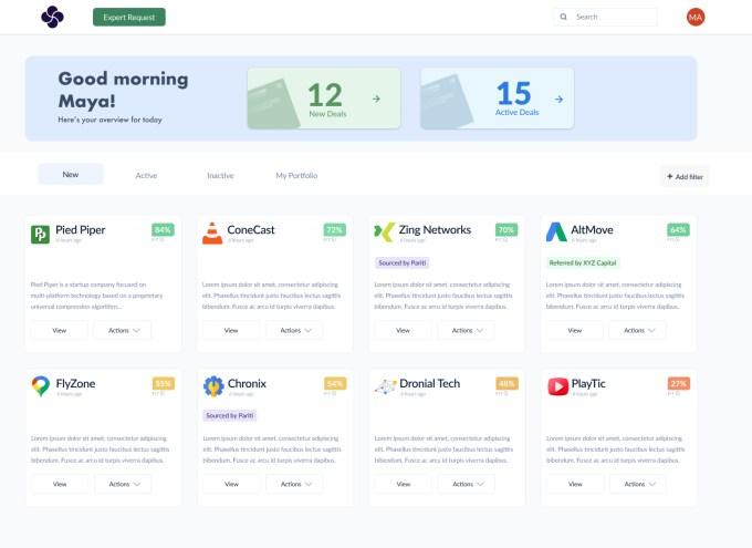 Investor Platform