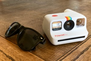 Take a look at this little new Polaroid camera, can you believe it – TechCrunch