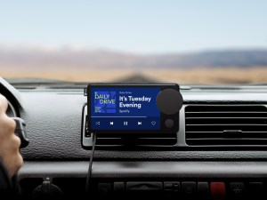 Spotify introduces the in-car entertainment system – TechCrunch