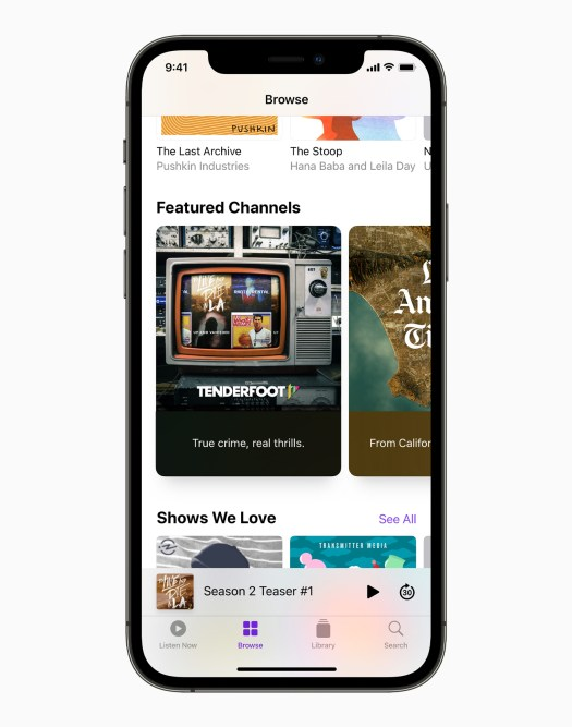 Apple Podcasts Subscriptions go live worldwide – TechCrunch 2