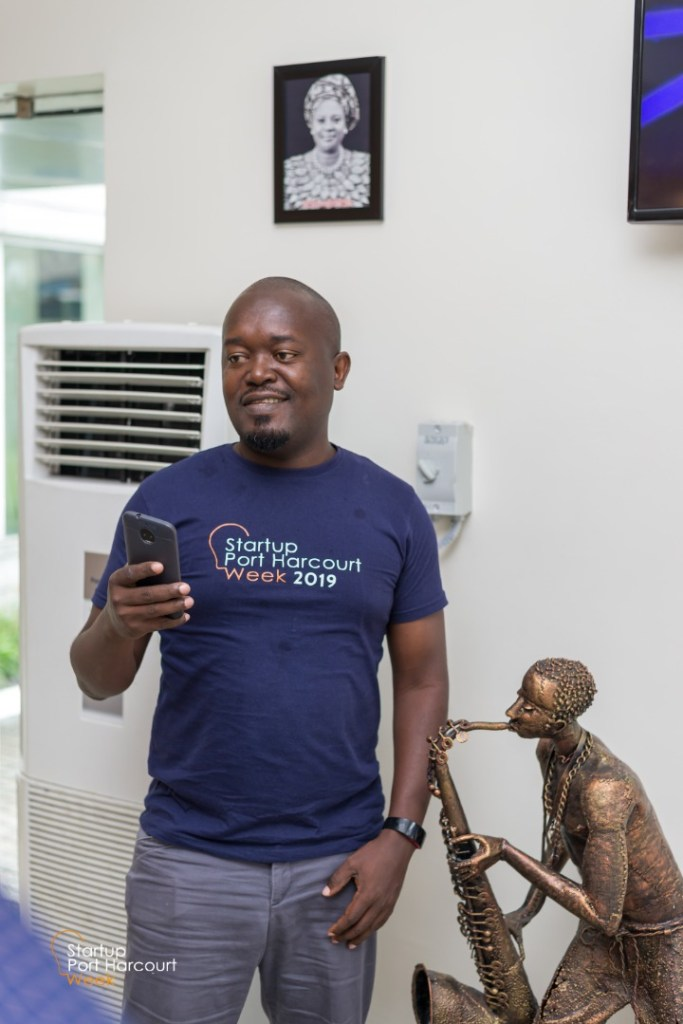Startup Port Harcourt Week 2019 - Sweet Tooth