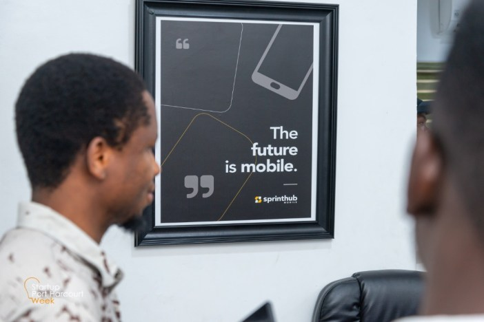 Startup Port Harcourt Week 2019 - Sprint Hub