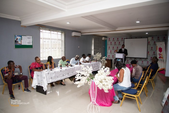 Startup Port Harcourt Week 2019 - Quantum Business School