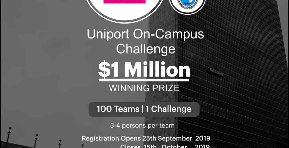 Hultz Prize - Uniport On-Campus Challenge