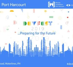 Are you ready for GDG DevFest PortHarcourt?