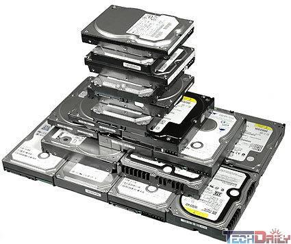 硬碟生產漸正常:9月價格回落_國際_TechDaily
