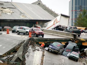 Collapse of the I-35W bridge in Minneapolis, Minnesota