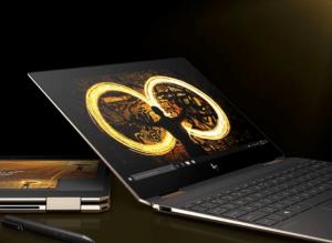 HP's Spectre x360 13 black