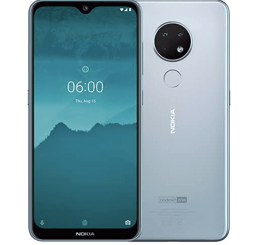 Nokia 7.2 Design And Display