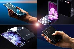 Motorola Razr vs Samsung Galaxy Z Flip phones