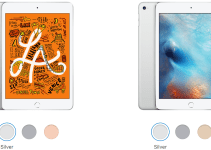 Apple iPad Mini 5 iPad Mini 4