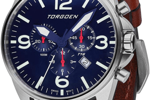 Torgoen T16 Swiss Chronograph Pilot Watch