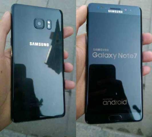 Galaxy Note FE 1