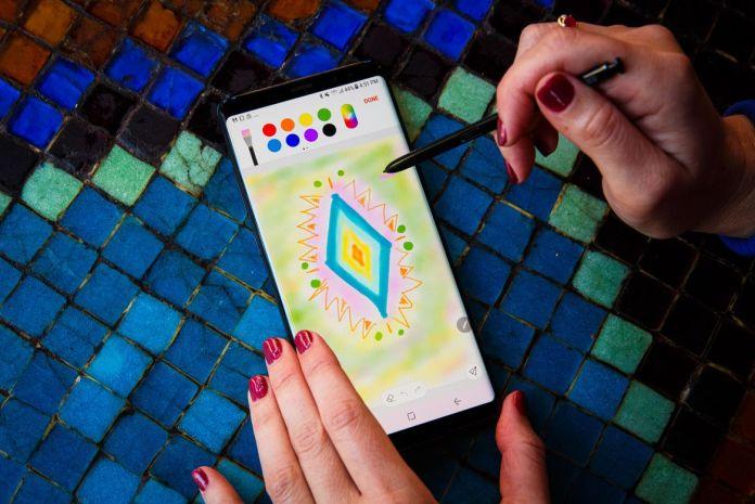 Galaxy Note8 3
