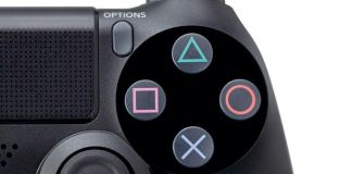 Touchscreen PlayStation Controller