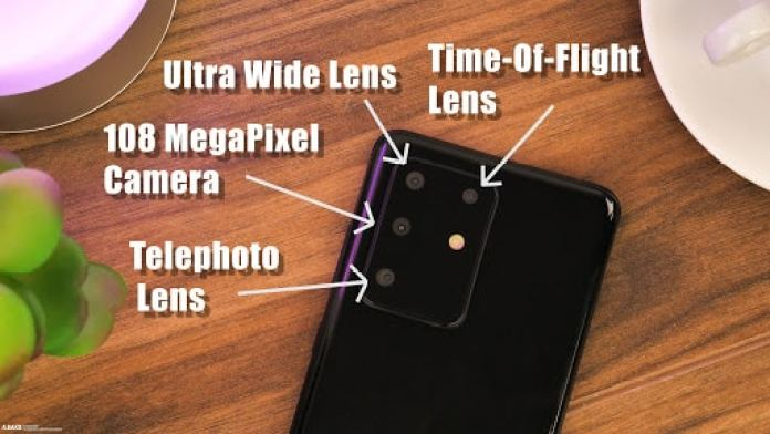 Samsung Galaxy S20 Series Camera