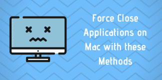 Force Close Apps On Mac