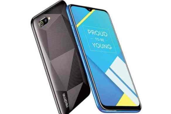 Realme C3- Best Smartphones Under Rs 10000