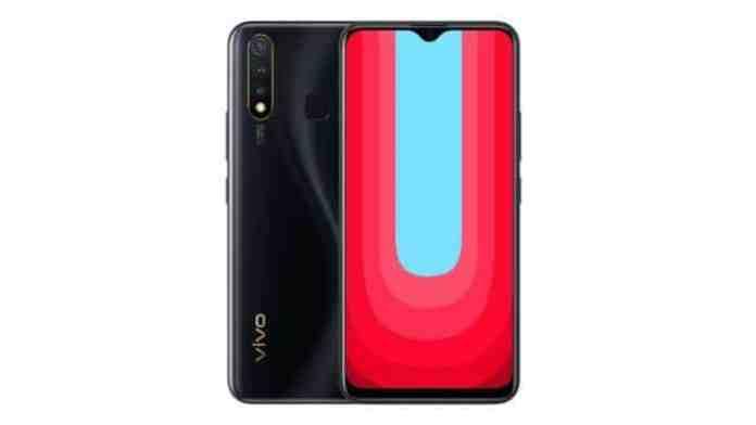 Vivo U20- Best Smartphones Under Rs 10000