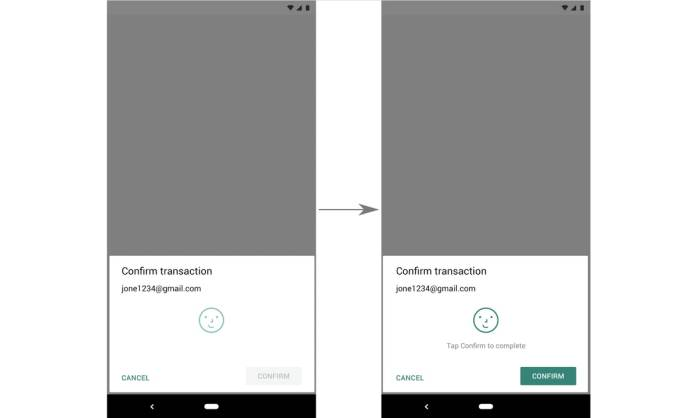 "biometric authentication - ""Top-5 features of Android 11 that you need to know"""