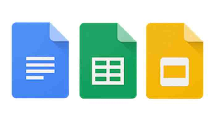 Google Docs - Microsoft Office alternatives
