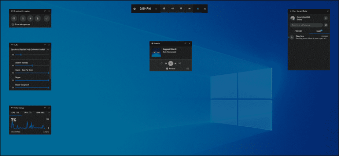 "Windows Gamebar - ""Top 10 Windows 10 Tips And Tricks You Wish You Knew Before"""