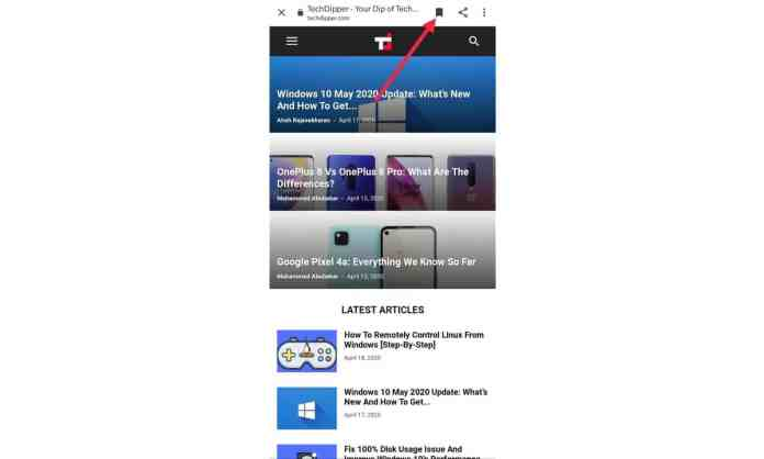"""Collections Tabs 3 - """"What is Google Collections? How to Create, Edit, Share, and Remove it"""""""