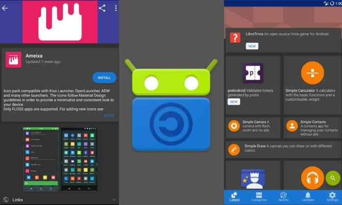 """F-droid - """"7 best Play store alternatives"""""""