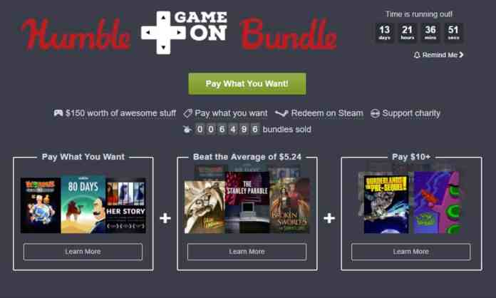 "Humble Bundle - ""7 best Play store alternatives"""