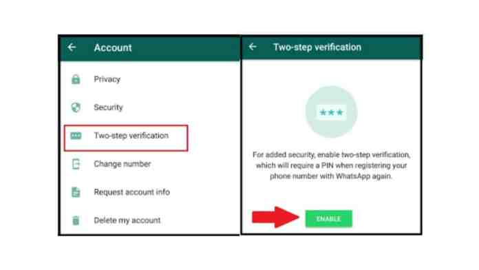 "Two Step Verification - - ""Read Receipts - ""7 WhatsApp Tricks That Are Worth Checking Out [2020]"""
