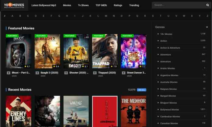 "Yomovies - ""10 Best Free Movie Streaming Sites No Sign up Required"""