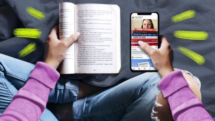 "Books and Social Media - ""How to Delete TikTok Account"""