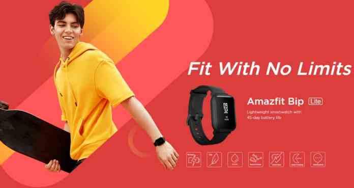 """Amazfit Bip - """"Best Smartwatches Under Rs 3000"""""""