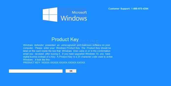 Microsoft Windows Product Key