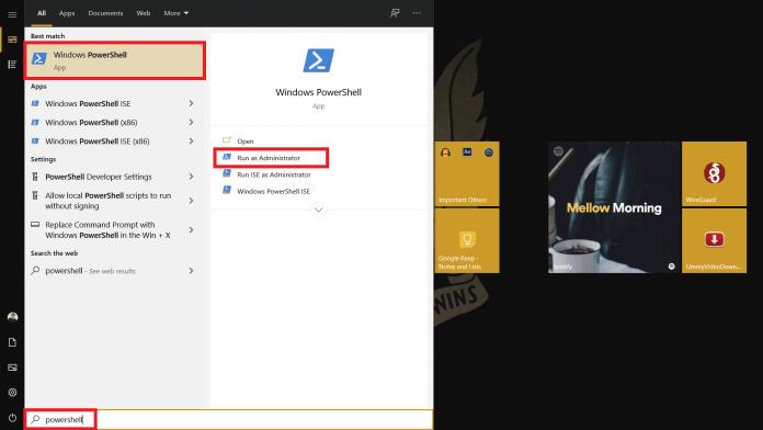 Remove Activate Windows Watermark using Windows PowerShell