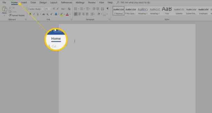 Use the Horizontal Line Tool to Insert a Line in Word