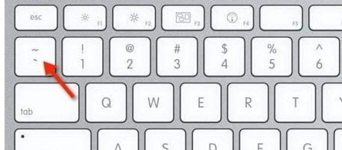 Command + Backtick (the key above Tab) - Mac OS Shortcuts