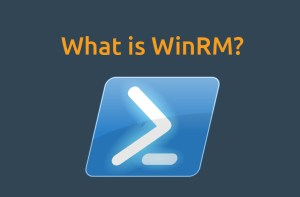 what is winrm