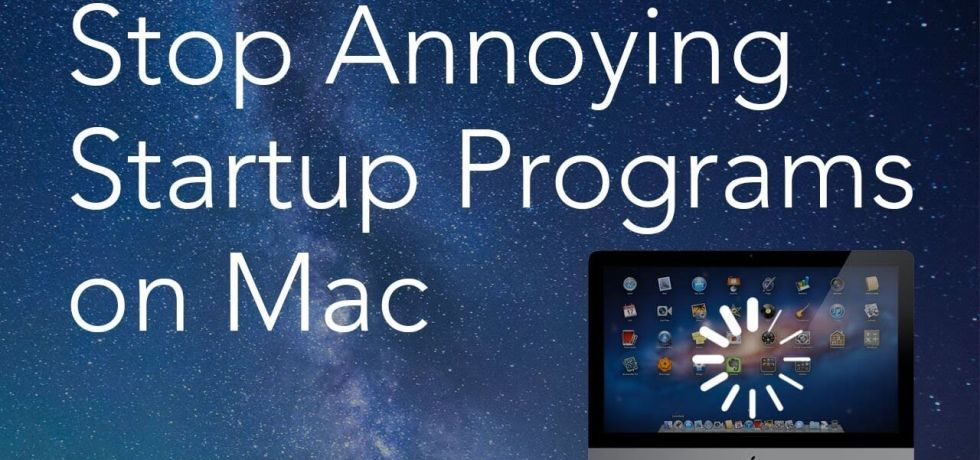 annoying startup apps