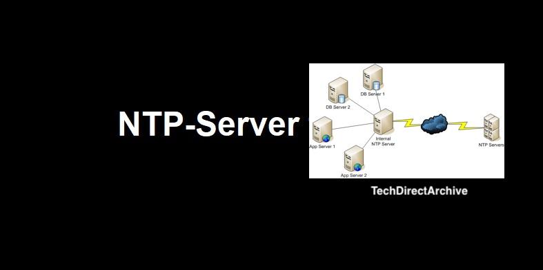 ntp server testen