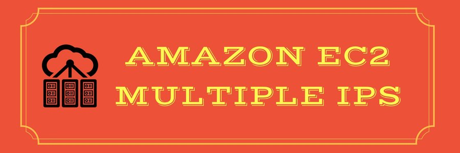 amazon ec2 multiple ips 1